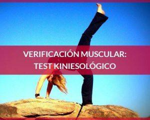 Verificación muscular