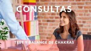 Test y Balance de Chakras