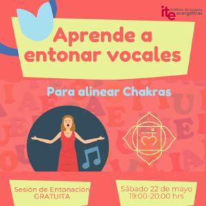 Aprende a entonar vocales